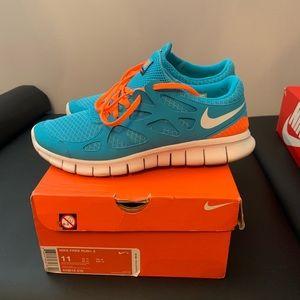 Nike Free Run+ 2 size 11.0